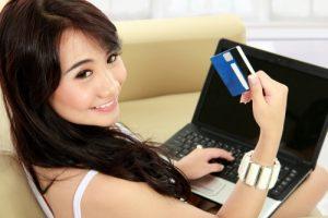 Kartu kredit diterima